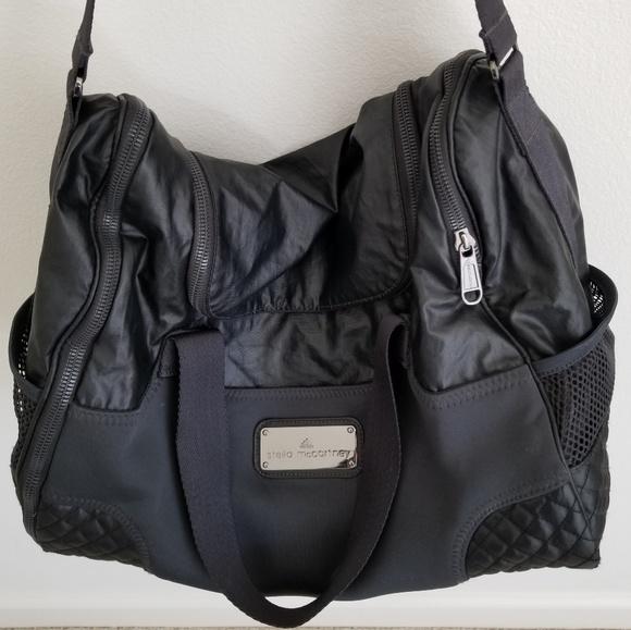 bc1ed625b754 Adidas by Stella McCartney Handbags - Adidas by Stella McCartney gym bag  duffel